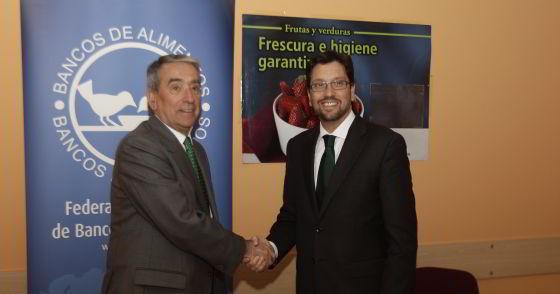 Convenio de colaboración Banco Alimentos y Mercadona