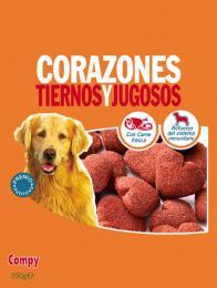 Snacks Compy Corazones