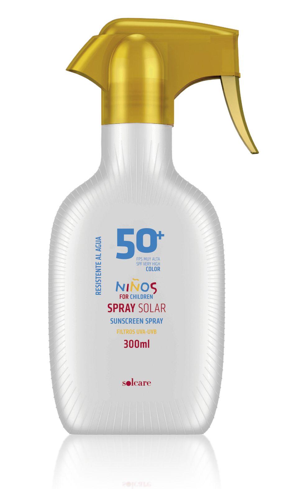 Spray solar FPS50+