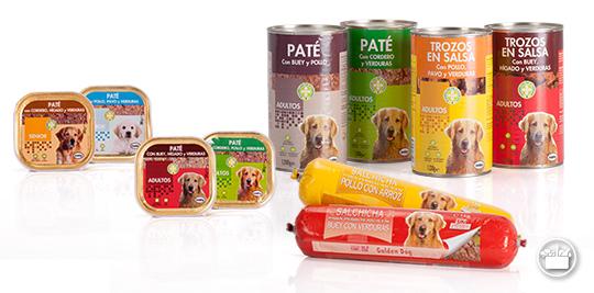 Comida húmeda para perros en Mercadona