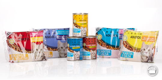 Comida Humeda para Gatos Mercadona