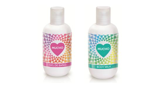 Gel de baño y body milk