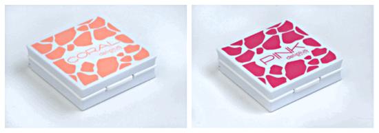 Nuevos coloretes Coral y Pink de Deliplus
