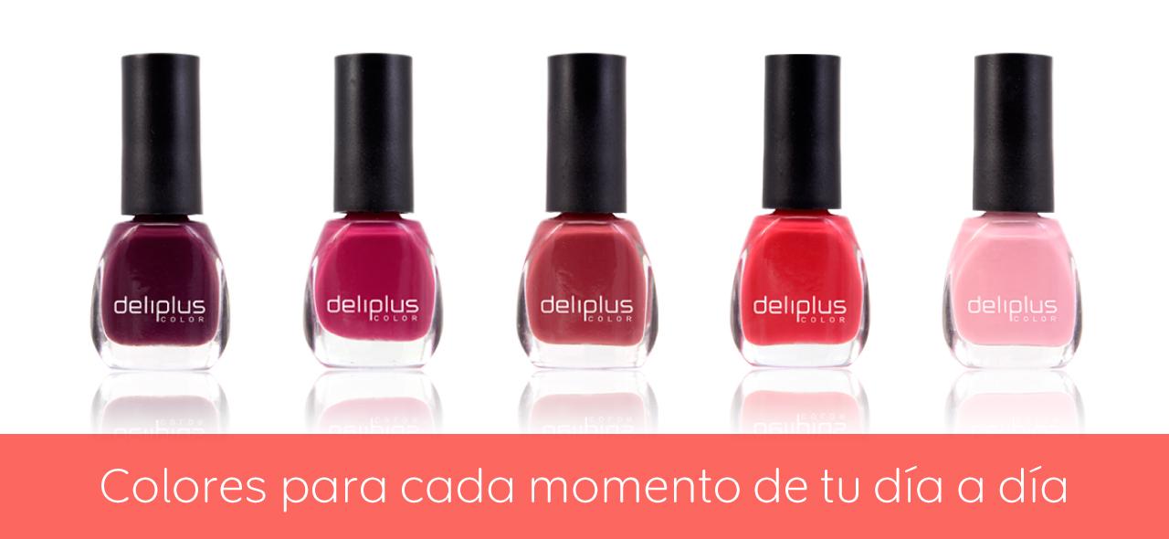 Nueva Colección De Lacas De Uñas De Deliplus Color Mercadona