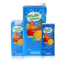 Fruta leche tropical Hacendado Mediterraneo