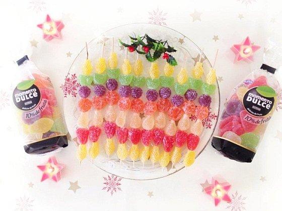 plato decorado momento dulce
