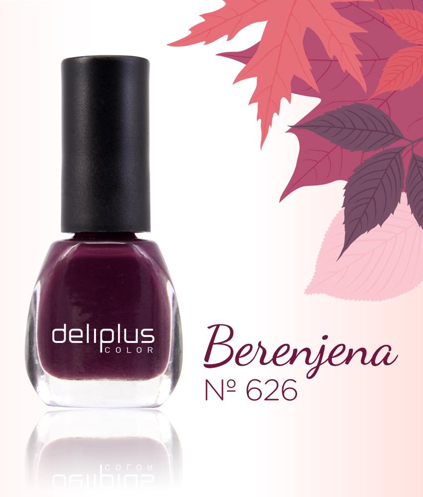 Nueva colección de lacas de uñas de Deliplus Color. - Mercadona