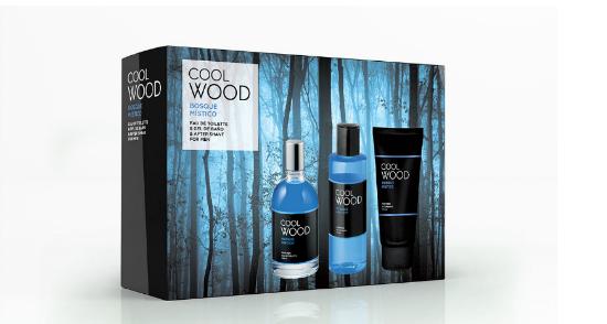Estuche Cool Wood Bosque Místico