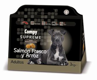 Compy Supreme: pienso para perro de Mercadona