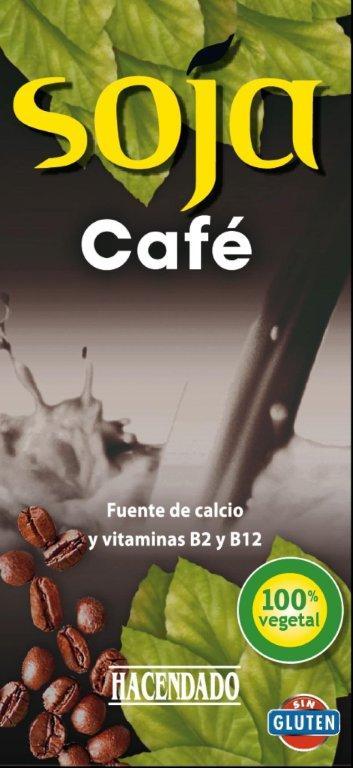 Soja Cafe Hacendado