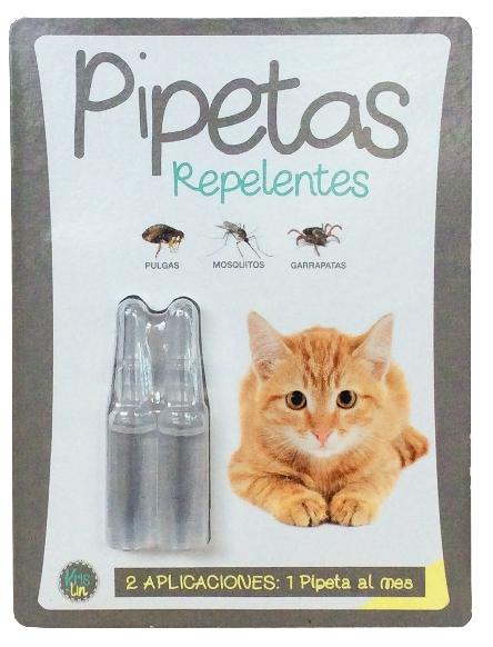 Pipetas para gatos de Mercadona