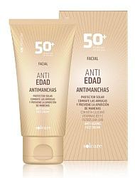 Protector Solar Facial Anti-Edad FPS 50+ de Solcare