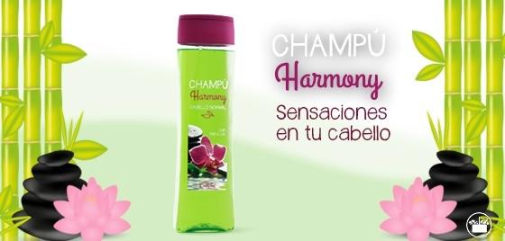 Harmony, el nuevo champú de Mercadona