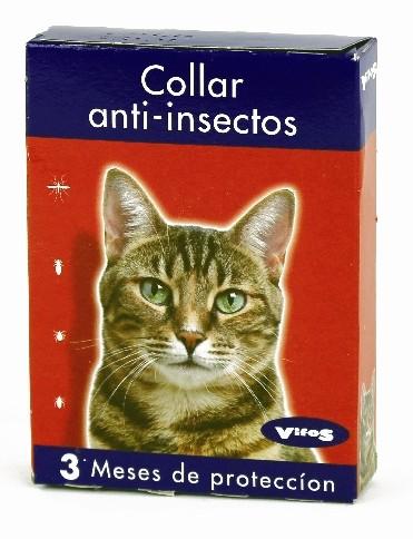Collar para gatos de Mercadona