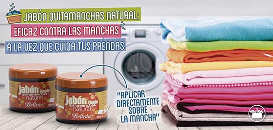 Jabón Quitamanchas Beltrán