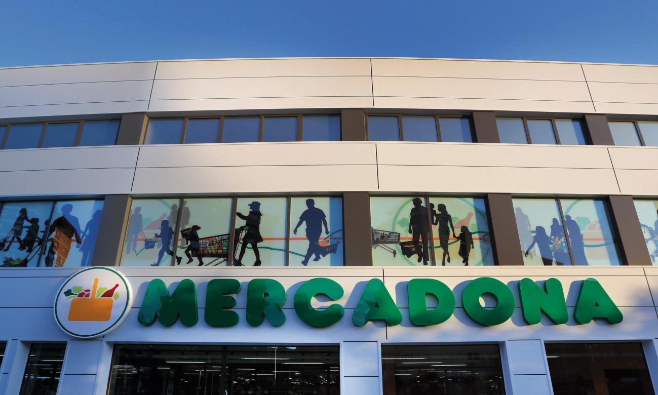 Nuevo supermercado Mercadona en la ciudad de Santander, en el barrio de Cazoña.