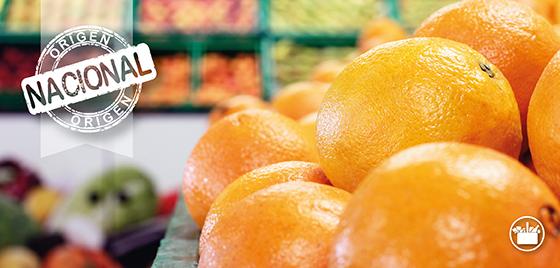 Naranjas españolas en Mercadona