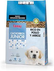 Pienso Compy Cachorros Junior