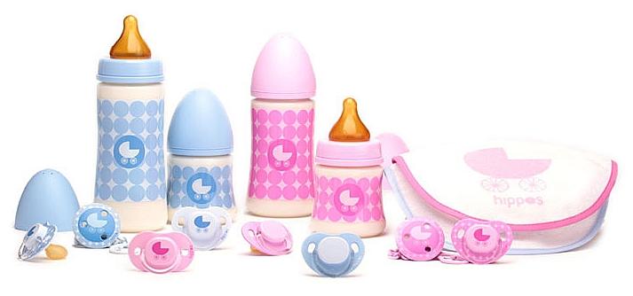 Colección Carros y Estrellas para Bebé de Hippos