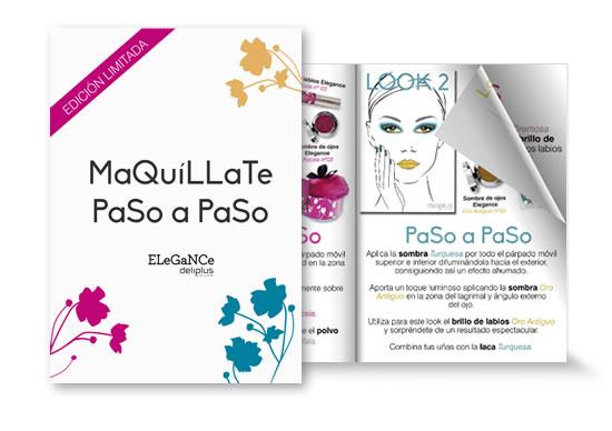 Visor Guía Maquillarte Paso a Paso