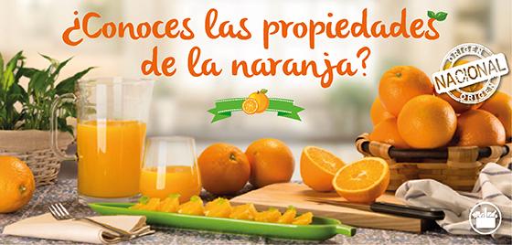 Naranjas de Mercadona: origen nacional
