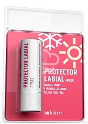 Protector labial FPS15 de Solcare