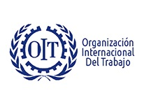Logo de la Organización Internacional del Trabajo