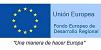Logotipo Fondo Europeo de desarrollo regional