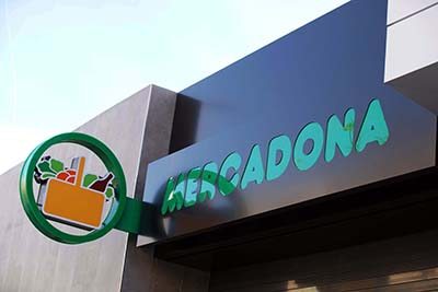 Mercadona's New Model of Efficient Store.